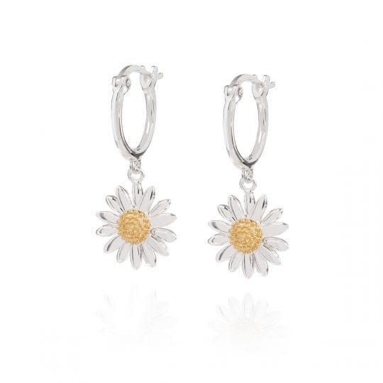 a4076ab492e7a0 Daisy London Bellis Daisy Stud Earrings 7mm | Earrings | Jenny Jones ...